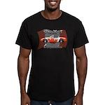 Miata MX5 Canada Men's Fitted T-Shirt (dark)
