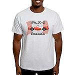 Miata MX5 Canada Light T-Shirt