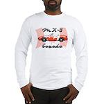 Miata MX5 Canada Long Sleeve T-Shirt