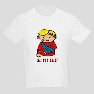Lil' Red Shirt Kids Light T-Shirt