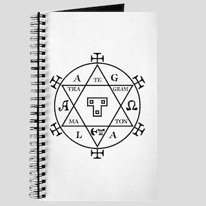 Hexagram of Solomon Note books Journal