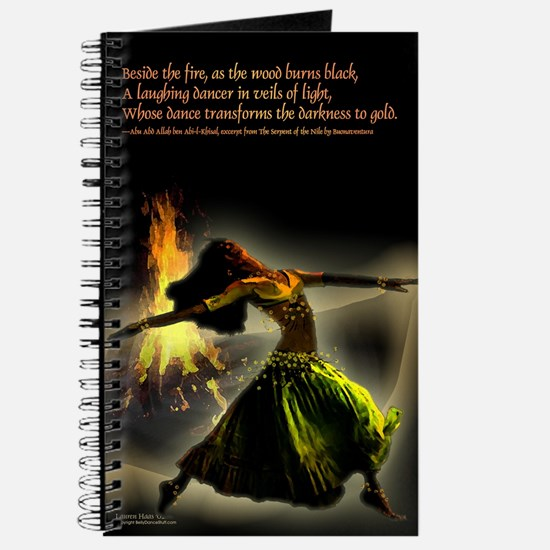 Cute Bellydancer Journal