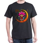 Xmas cat Dark T-Shirt