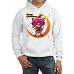 Xmas cat Hooded Sweatshirt