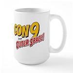 Con 9 Large Coffee Mug