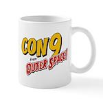 Con 9 Coffee Mug