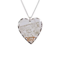VINTAGE BOOMBOX Necklace
