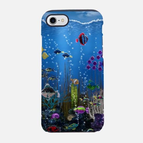 Underwater Love iPhone 7 Tough Case