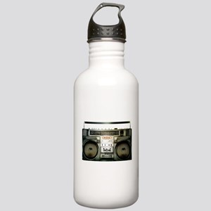 RETRO BOOMBOX Stainless Water Bottle 1.0L