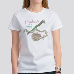 Hooked On Crochet Women's T-Shirt
