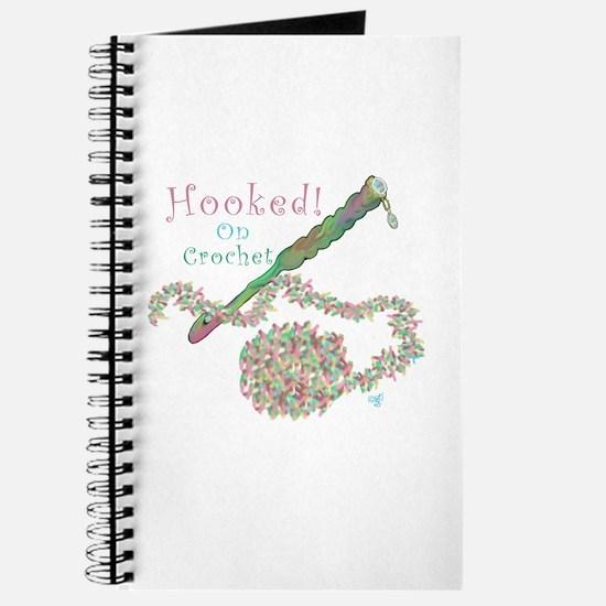 Hooked On Crochet Journal