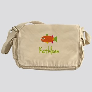 Kathleen is a Big Fish Messenger Bag