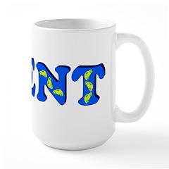 Brent Large Mug