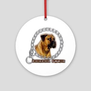 Boerboel Owner Ornament (Round)