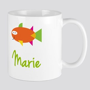 Marie is a Big Fish Mug