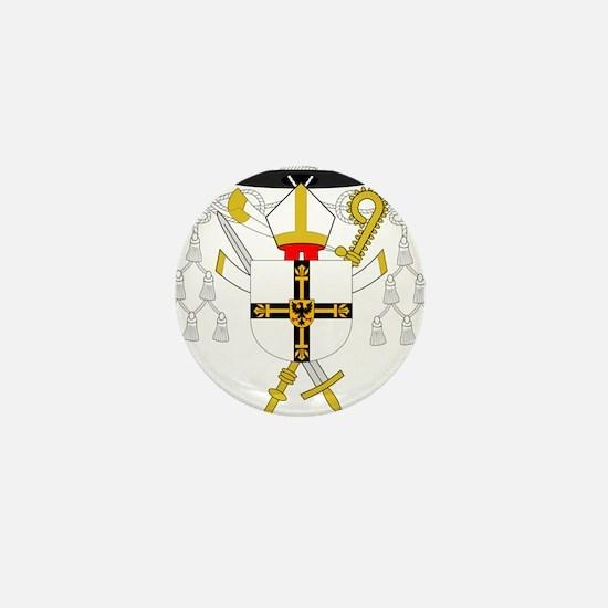 Teutonic Order Grandmaster Mini Button