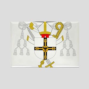 Teutonic Order Grandmaster Rectangle Magnet