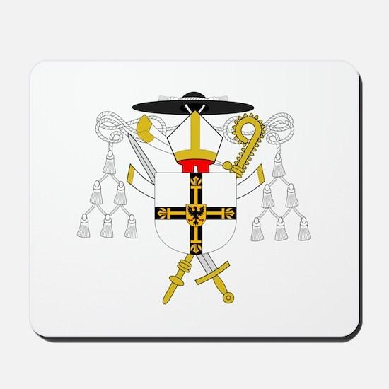 Teutonic Order Grandmaster Mousepad