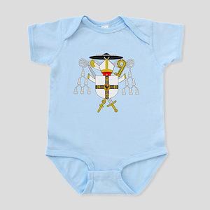 Teutonic Order Grandmaster Infant Bodysuit