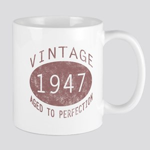 1947 Vintage (Red) Mug
