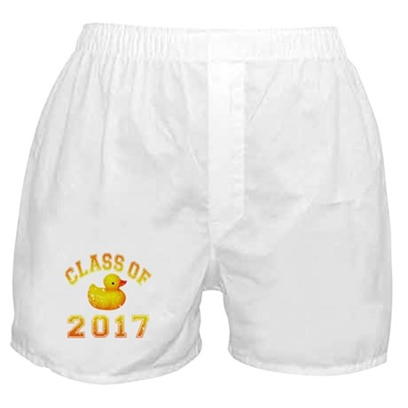 Class Of 2017 Duckie Boxer Shorts
