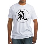 Encircled by Chi Fitted T-Shirt