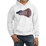 Lacrosse FlagHead Hooded Sweatshirt