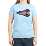 Lacrosse FlagHead Women's Light T-Shirt