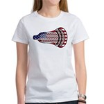 Lacrosse FlagHead Women's T-Shirt