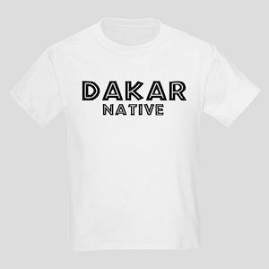 Dakar Native Kids T-Shirt
