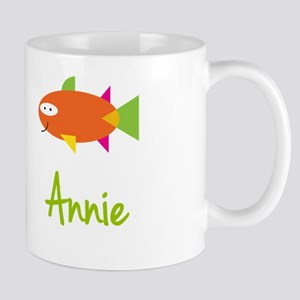 Annie is a Big Fish Mug