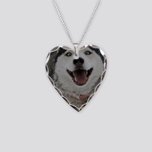 Crazy Aspen Necklace Heart Charm