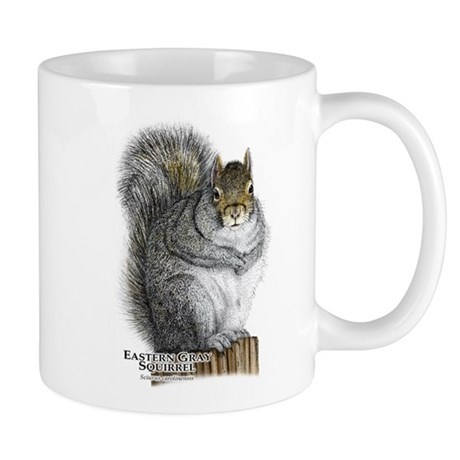 Eastern Gray Squirrel Mug
