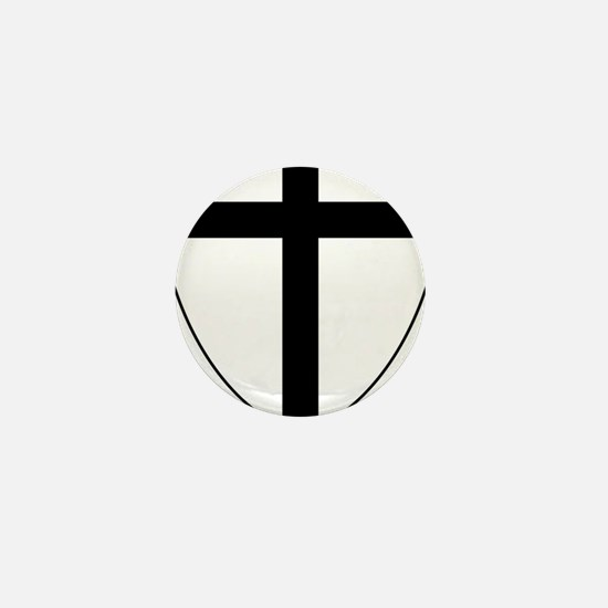 Teutonic Knights Coat of Arms Mini Button