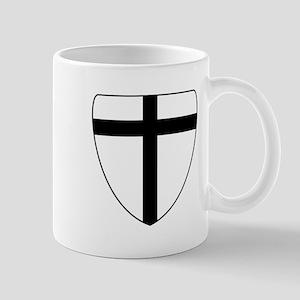 Teutonic Knights Coat of Arms Mug