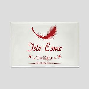 Isle Esme Rectangle Magnet