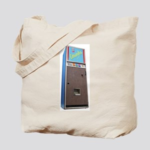 A Vending Machine On Your Tote Bag