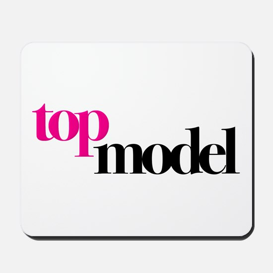 Top Model Mousepad