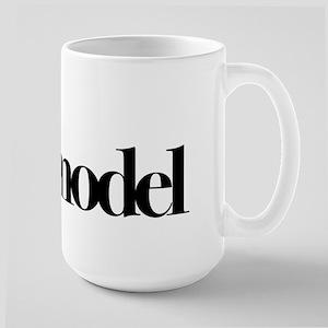 Top Model Large Mug