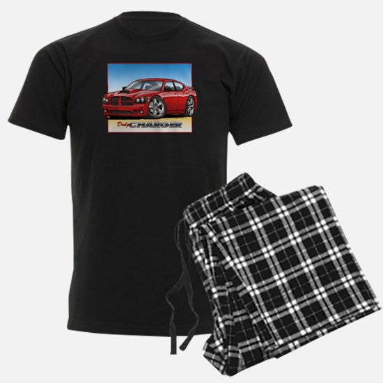 Red_Charger Pajamas