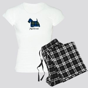 Terrier - MacEwan Women's Light Pajamas