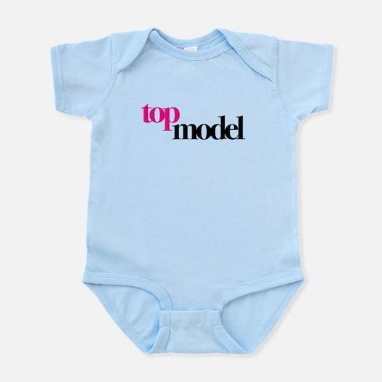 Top Model Infant Bodysuit