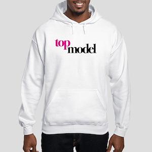 Top Model Hooded Sweatshirt