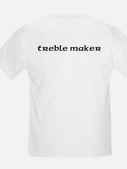 Hard Shoes TREBLE MAKER Kids T-Shirt