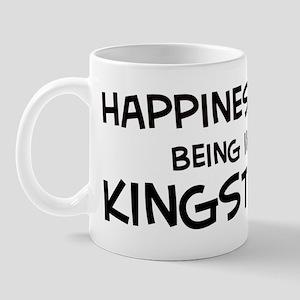 Happiness is Kingston Mug
