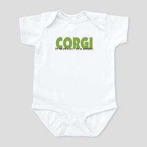 Corgi ADVENTURE Infant Bodysuit