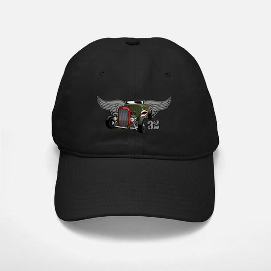Flying Tiger 32 Deuce Tribute Baseball Hat