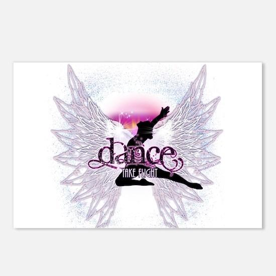 Crystal Dancer Postcards (Package of 8)