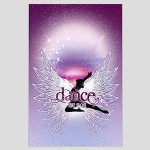 Crystal Dancer Large Poster