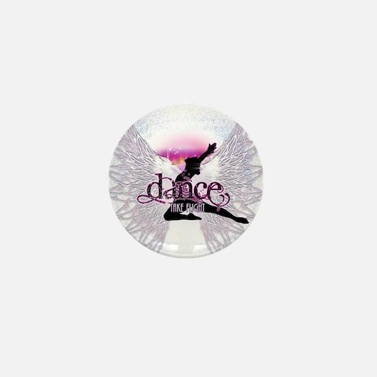 Crystal Dancer Mini Button